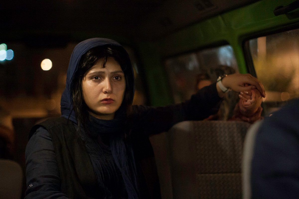 Woman In A Van In Tehran (Tales)