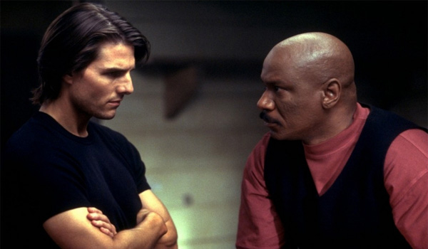 Ving Rhames Screen Test for Jerry Maguire 2: You had me at goodbye.