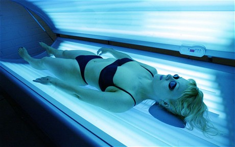 The Tanning Booth