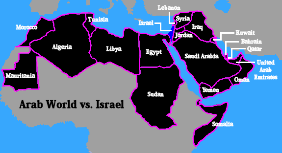 Nobody wants the Palestinians, least of all the other arabs.