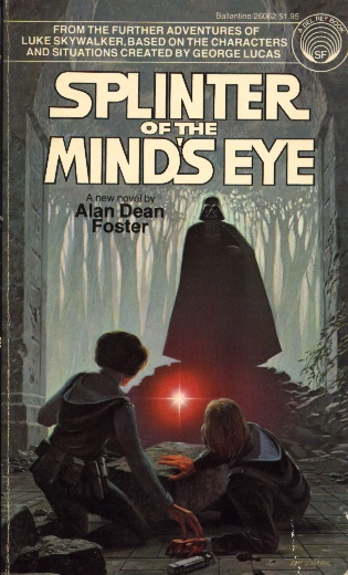 Alan Dean Foster got soooo much work in the '70s and '80s.