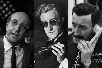 All, of course, played by Peter Sellers