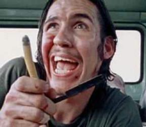 Don't we all carry straight razors around?