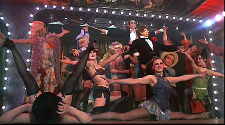 Vaudeville was more like network TV.