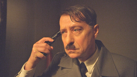 Sad Hitler!
