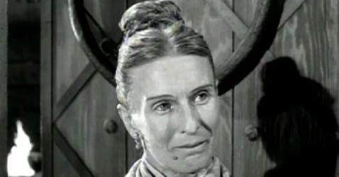 Frau Blucher!